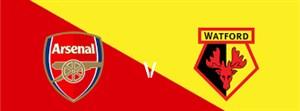 خلاصه بازی آرسنال 2 - واتفورد 0