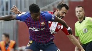 مشکل بارسلونا بازی نکردن مسی نیست!