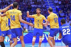 پیروزی سخت برزیل مقابل استرالیا در لیگ ملتها
