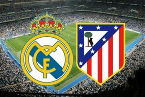 خلاصه بازی رئال مادرید 0 -  اتلتیکومادرید 0