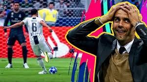 برترین گلهای از راه دور در بازی فیفا 19