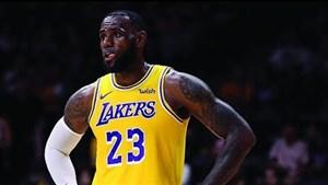 خلاصه بسکتبال دنورناگتس 124 - لس آنجلس لیکرز 107