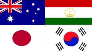 مروری بر بازیهای یک چهارم زیر 16 سال آسیا