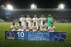 اعلام فهرست بازیکنان السد قطر برابر پرسپولیس