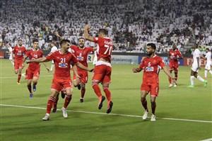 پرسپولیس در یک قدمی فینال لیگ قهرمانان آسیا