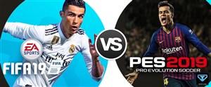 نوستالژی ; فوتبال در صنعت بازی و تاریخچه رقابت PES و FIFA