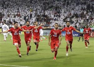 برد دلچسب پرسپولیس در قطر مقابل السد