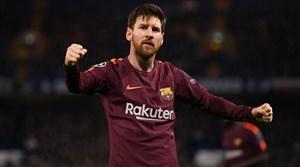تمام 26 گل لیونل مسی به رئال مادرید در الکلاسیکو