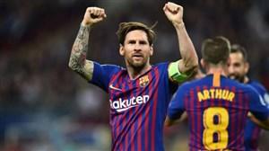 گل دراماتیک مسی باسینه در فینال جام باشگاههای جهان