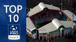 بزرگ ترین استادیوم های سری C ایتالیا