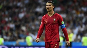 حضور رونالدو در تیم ملی پرتغال معلق شد