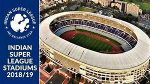 استادیومهای سوپر لیگ کشور هند