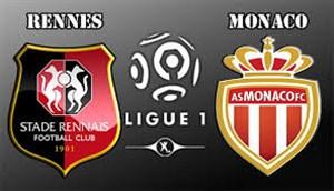 خلاصه بازی موناکو 1 - رن 2