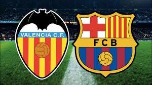 خلاصهبازی والنسیا 1 - بارسلونا 1