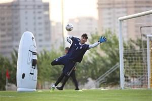 بیرانوند: مجبوریم که با تیم هایی مثل بولیوی بازی کنیم