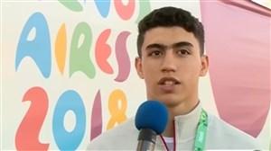 دستاورد نمایندگان ایران در روز اول المپیک جوانان