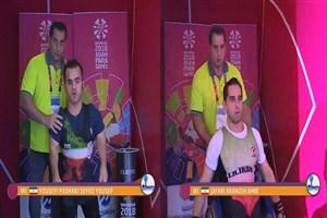 کسب مدال طلای جعفری ونقره یوسفی در وزن 59 کیلوگرم بازیهای پاراآسیایی 2018