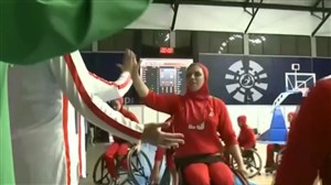 گزارشی از تیم بسکتبال با ویلچر بانوان ایران (پارا آسیایی)