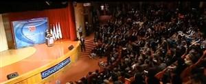 حواشی برگزاری مراسم ورزش دانشگاهی در ایران