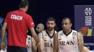 خلاصهبسکتبال ایران 89 - تایلند 56(پاراآسیاییجاکارتا)