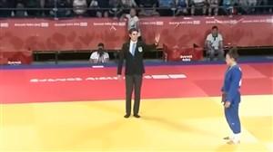 حذف مارال مردانی از مسابقات بخاطر حجاب