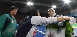 قهرمانییلداولینژاد در63کیلوگرم المپیکجوانان2018