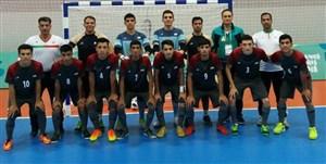فوتسال المپیک؛ شکست ایران در برابر برزیل