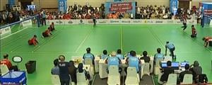 خلاصه گلبال ایران 10 - کره جنوبی 8 (پاراآسیایی+نیمه نهایی)