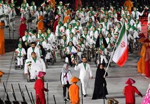 عملکرد کاروان ایران در روز ششم مسابقات پاراآسیایی جاکارتا 2018