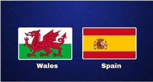 خلاصه بازی ولز 1 - اسپانیا 4 (دوستانه)
