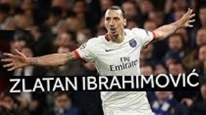 زلاتان ابراهیموویچ اسطوره سوئدی دنیای فوتبال