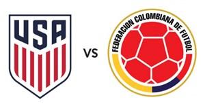 خلاصهبازی دوستانه آمریکا 2 - کلمبیا 4