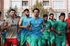 لژیونر جدید ایران دوباره در تیم امید(عکس)