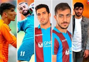 گزارش: ترابی در جمع ارزشمندترین بازیکنان ایرانی