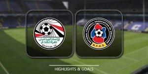 خلاصه بازی مصر 4 - سوازیلند 1 (جام ملتهای آفریقا)