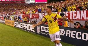 گل فوق العاده زیبای خامس در دیدار برابر آمریکا