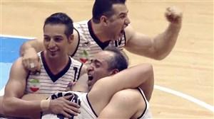 خلاصه بسکتبال با ویلچر ایران 68 - ژاپن 66 (فینال پاراآسیایی)