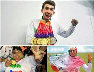 پیروزی بزرگ ایران در پاراآسیایی: توانستیم!