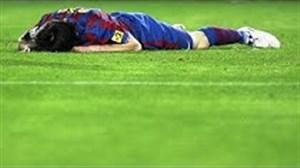 بدشانسی ها و ناکامی های لیونل مسی در به ثمر رساندن گل