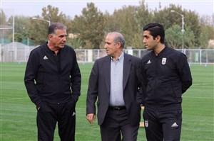 توضیح فدراسیون فوتبال در رابطه با قرارداد کیروش