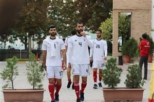 ایران با زوج استقلالی مقابل بولیوی