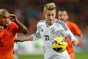 ترکیب اصلی هلند و آلمان اعلام شد