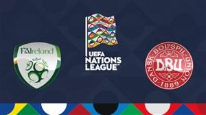 خلاصهبازی جمهوری ایرلند 0- دانمارک 0