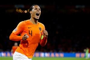 کاپیتان هلند روی انتخاب بارسلونا دست گذاشت!