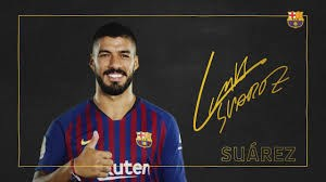 چالش حدس امضای بازیکنان بارسلونا