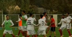 حواشی تمرین تیم ملی قبل از دیدار با بولیوی