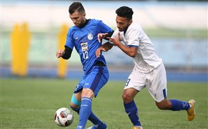 اولین حضور میثم تیموری در ترکیب فیکس استقلال