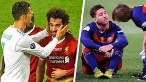 صحنه های زیبا و تاثیر گذار فوتبال در سال 2018