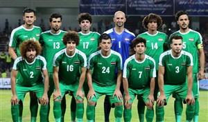 المپیک عراق به جای ایران در ترکیه