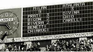 پرگل ترین بازی تاریخ سری آ؛ میلان 9 - آتالانتا 3